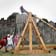 Siege engines at the Tower