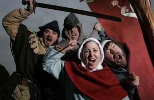Peasants' Revolt quiz: Are you revolting?