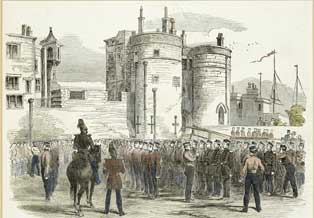 The Constable of the Tower of London
