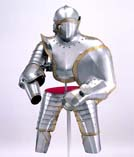 Field and tournament armour belonging to Henry VIII, 1540