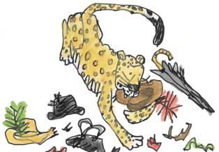 LeopardillustrationbyTimArchbold