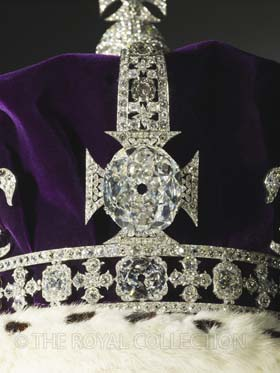 Queen Elizabeth's crown