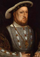 Henry VIII. Image: National Portrait Gallery, London