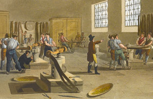 Image: The Royal Mint Museum