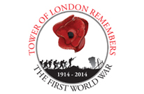 The Tower of London Remembers logo