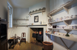 The Chocolate Kitchen at Hampton Court Palace