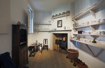 Chocolate Kitchen after conservation