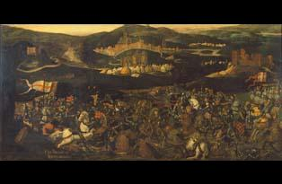Battle of the Spurs (after 1513)