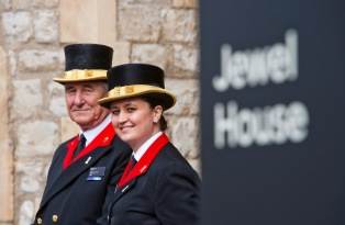 Two Jewel House warders